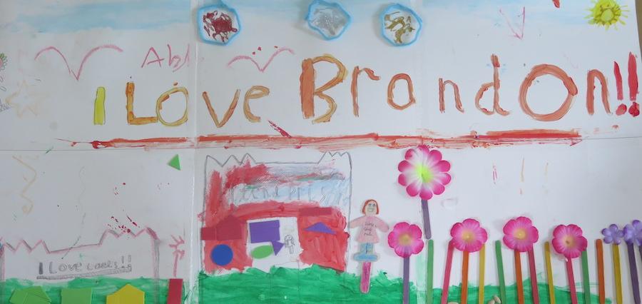 I love Brandon by Abby Hendrickson - Click to vote