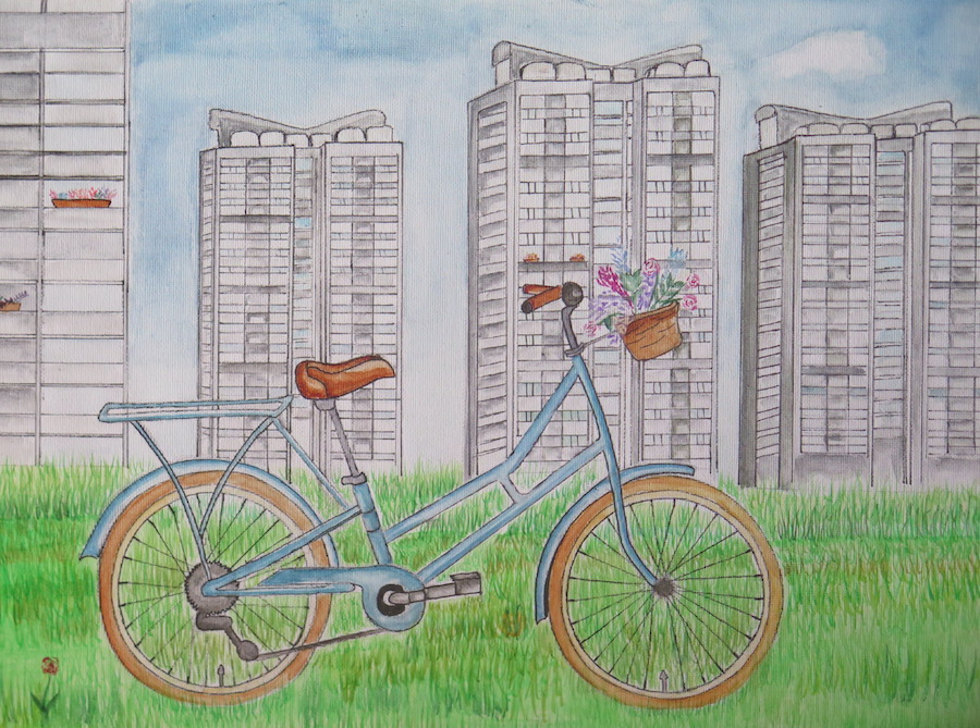 Brandon is a Greenspace by Kate Moreno - Click to vote